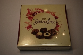 Chocolates Dairy Box 360g